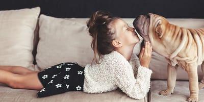 ¿Tu perro va a convivir con niños?